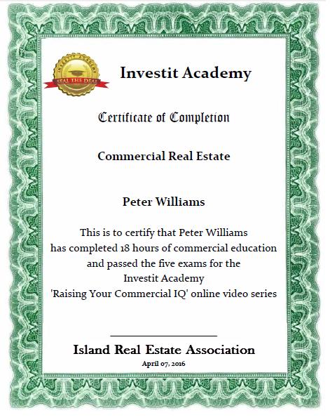 investit-certificate